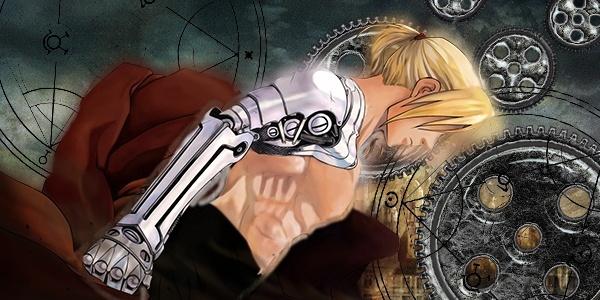 [Photoshop] - Signature :  Fullmetal Heart Sotw13