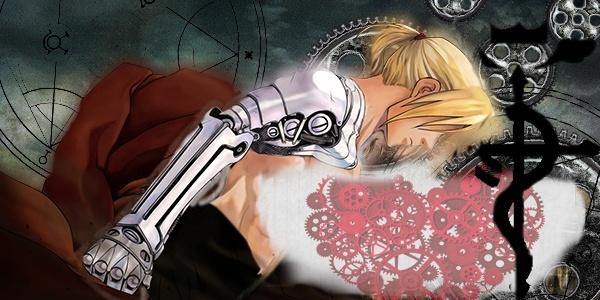 [Photoshop] - Signature :  Fullmetal Heart Sotw210