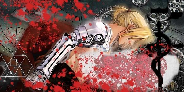 [Photoshop] - Signature :  Fullmetal Heart Sotw310
