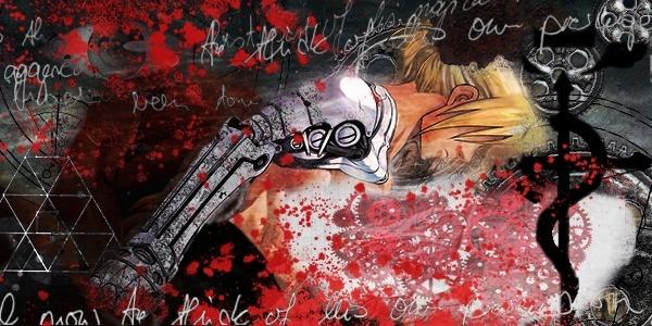 [Photoshop] - Signature :  Fullmetal Heart Sotw410