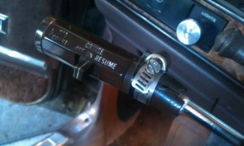 Cruise/turn lever for 1983 Caprice Imag1710