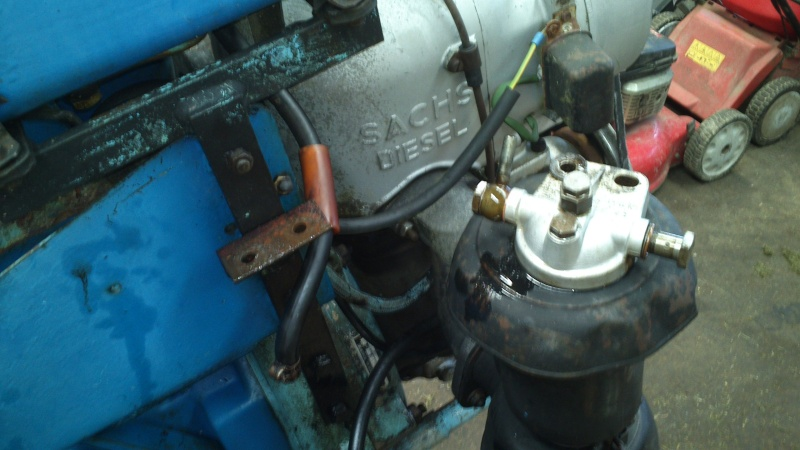 Joint - remise en etat staub pp6D  ( PB graissage sachs 600 resolu) Dsc_0219