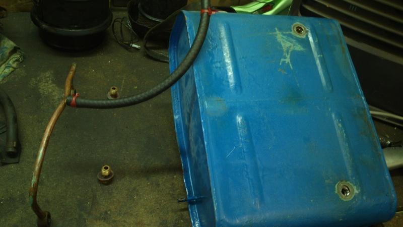 Joint - remise en etat staub pp6D  ( PB graissage sachs 600 resolu) Dsc_0225