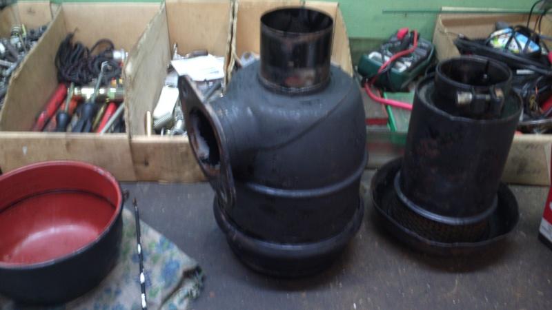 Joint - remise en etat staub pp6D  ( PB graissage sachs 600 resolu) Dsc_0227