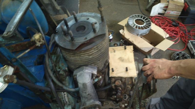 Joint - remise en etat staub pp6D  ( PB graissage sachs 600 resolu) Dsc_0239