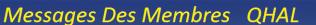 Message des Membres