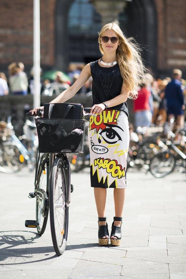Street Style inspirations ... on wheels Bike10