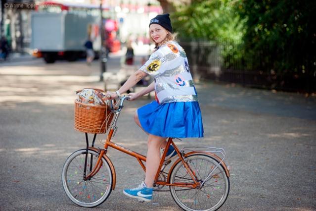 Street Style inspirations ... on wheels Bike_110