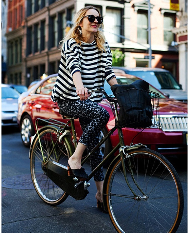 Street Style inspirations ... on wheels Bike_310