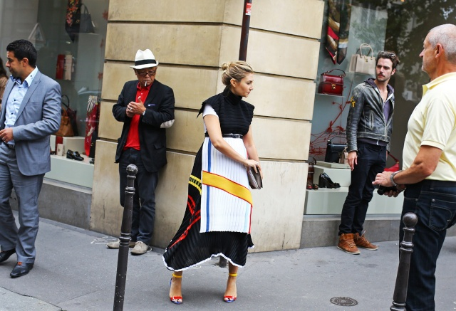 Street Style: Fall 2014 Couture Coutur10