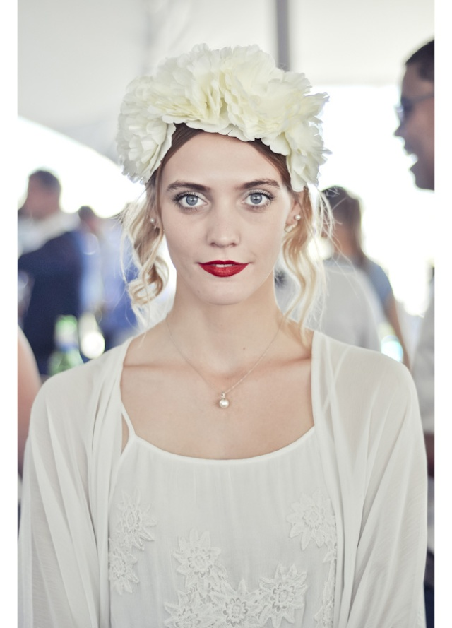 Street Style inspirations...summer hairstyles Flower10