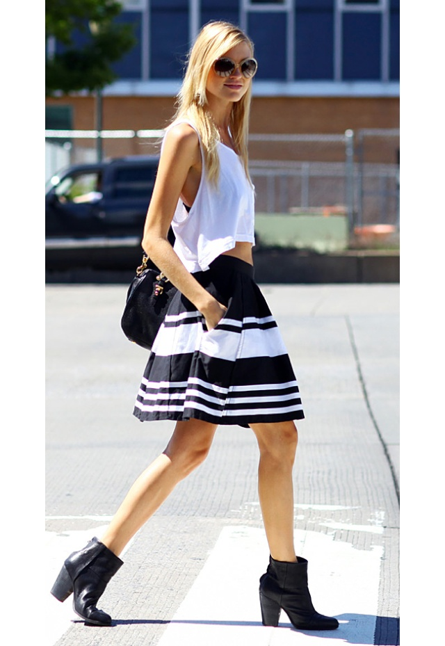 Street Style inspirations ... High above the waist Heigh_10