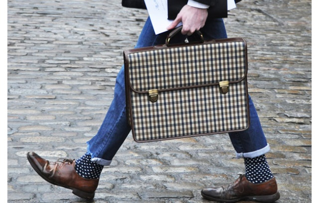 Street Style inspirations….Check on the horizon Plaid_13