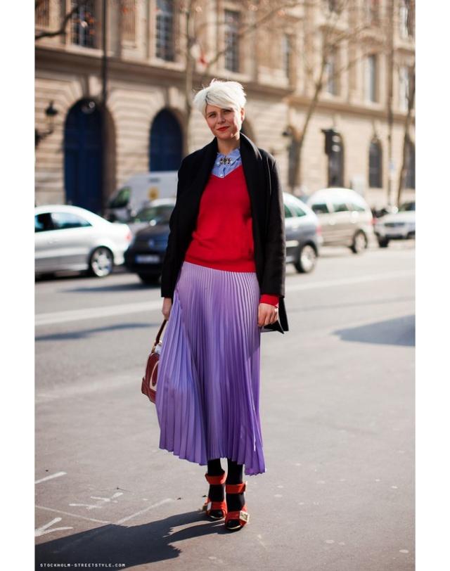 Street Style inspirations…PURPLE Purple10