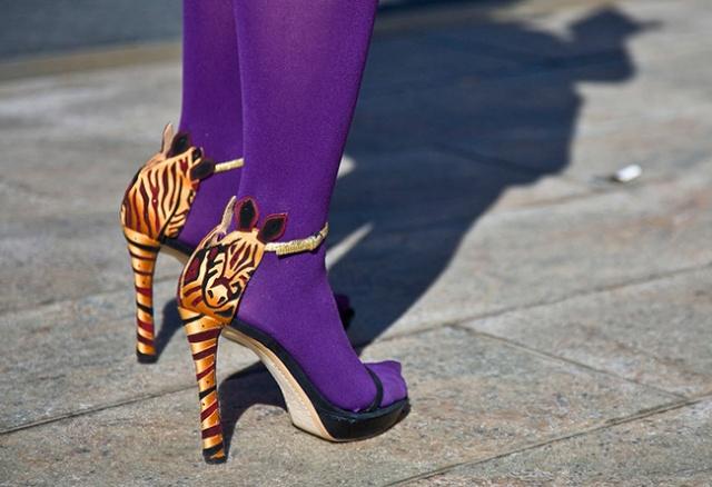 Street Style inspirations…PURPLE Purple12