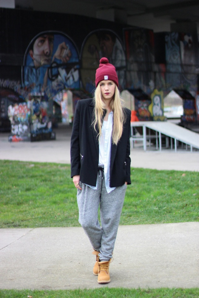 Street style inspirations – They all wear Timberland Timbe_11