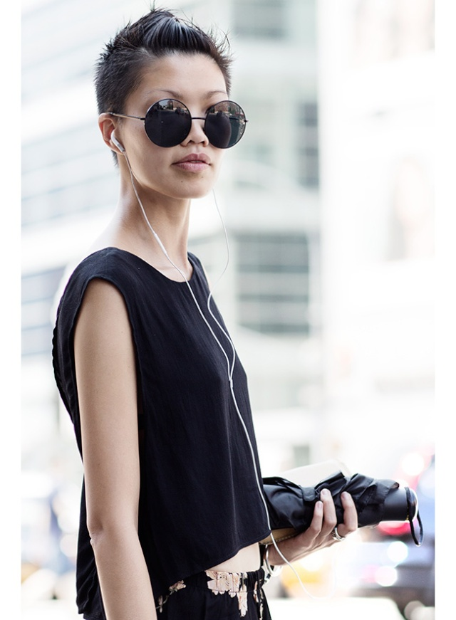 Street Style inspirations...summer hairstyles Ultra_10