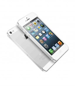 Apple iPhone 5 Smartphone ( White ) Internal Memory 64GB With Wifi @ Rs.49490 33-25610