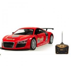 Audi R8 Red Color Rechargeable Remote Control Car For Kids @ Rs.399 33572210