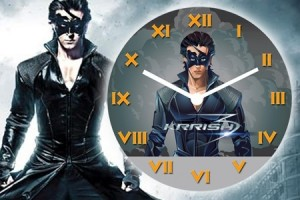 Choose Krrish 3 Wall Clocks from 8 Stylish Designs @ Rs.499 667-3010