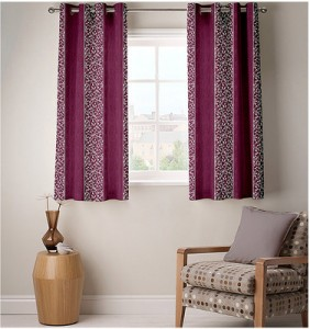 Buy Fabutex Techno Window Curtain – Polyester Material @ Rs 559 89029910