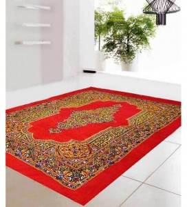 Shop For Home Candy Light Weight Ethnic Multicolor Carpet @ Rs 319 Home-c10