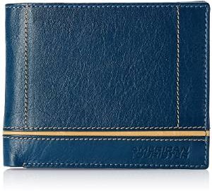 Stylish American Tourister Petrol Blue Leather Trendy Wallet @ Rs 890 M4743-10