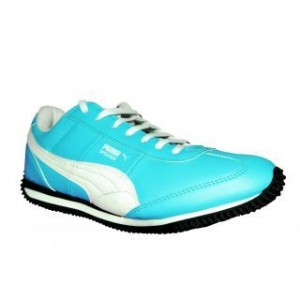 Puma Speeder Running Blue Casual Shoes with White Accents @ Rs 799 M4781-10