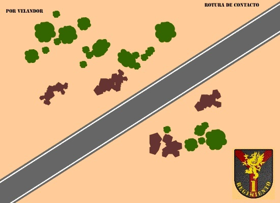 Maniobras de combate Rotura11