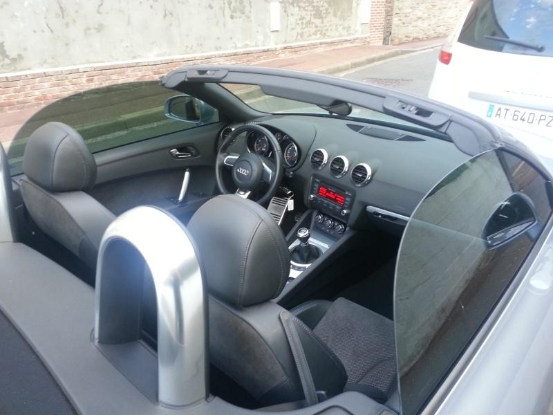 mon TT 2.0 tfsi sline roadster 20140614