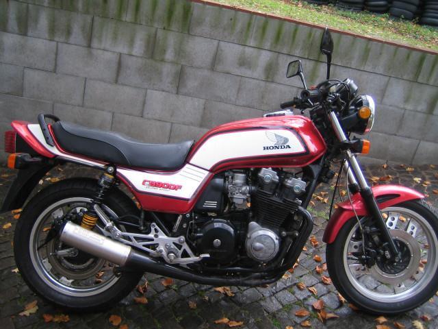 CB 900F BOL D'OR '79 Version Bratstyle 02411410