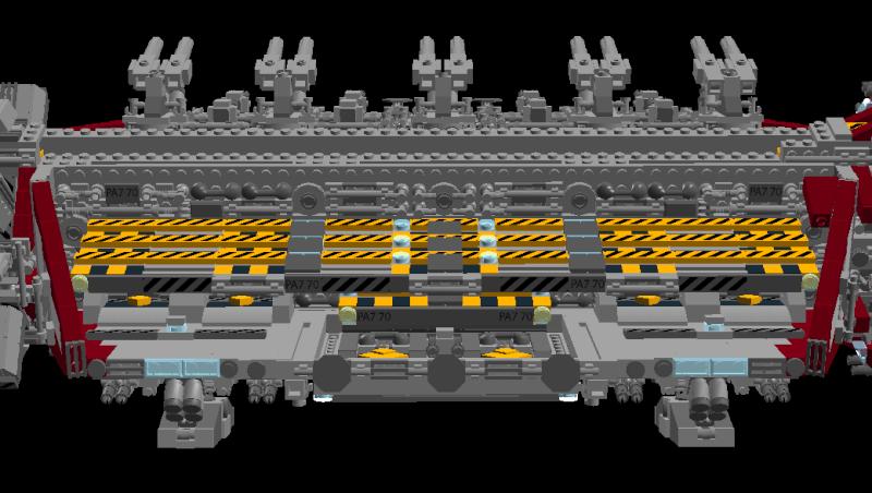 Aquila Class Attack Barge Aquila15