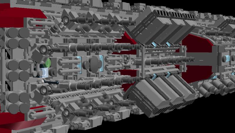 Aquila Class Attack Barge Aquila20