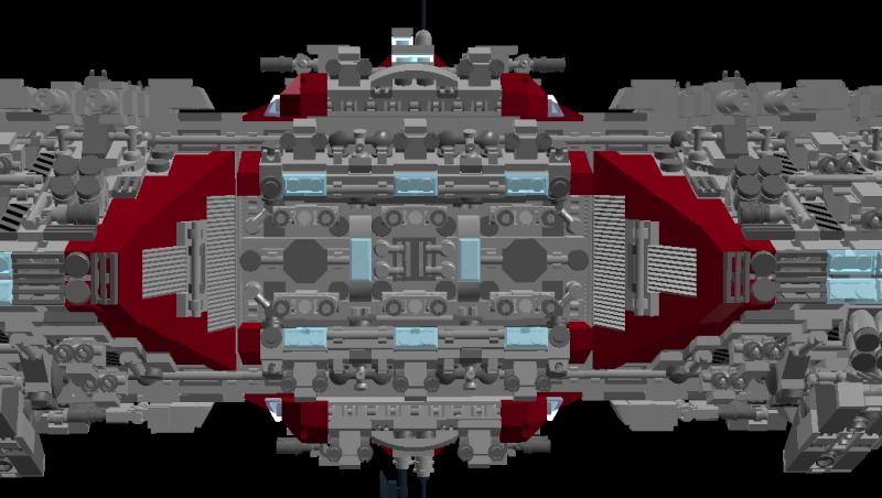 Aquila Class Attack Barge Aquila22