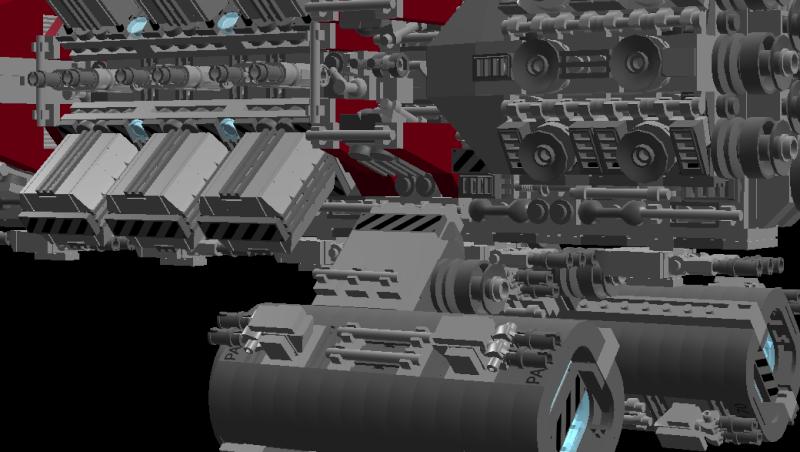 Aquila Class Attack Barge Aquila30