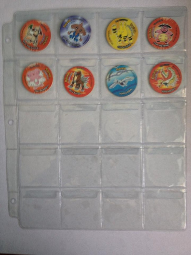 Tazos Pokemon 3 Sabritas 511