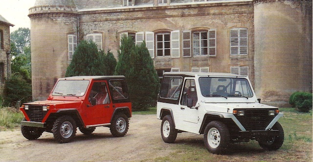 Poncin 4X4 chassis long 1995 2.1 Diesel atmo 25000km 4x4_r_10
