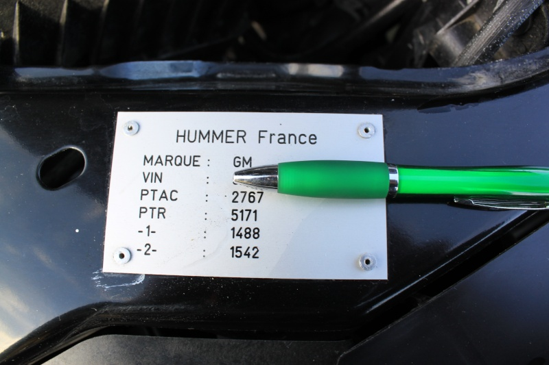 a vendre HUMMER H3T alpha v8 5,3L de 2010 de couleur noir VENDU Img_1916