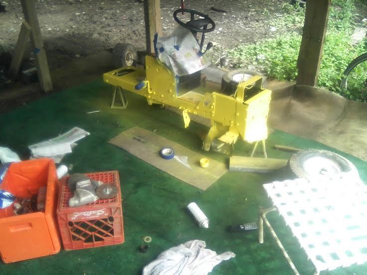 Craftsman LT1000 Project 23_upd10