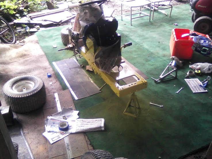 Craftsman LT1000 Project 25_upd11