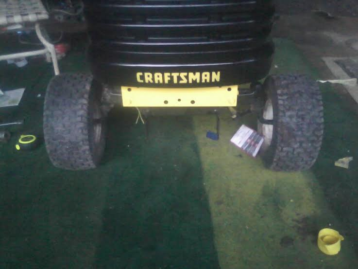 Craftsman LT1000 Project 28_upd10