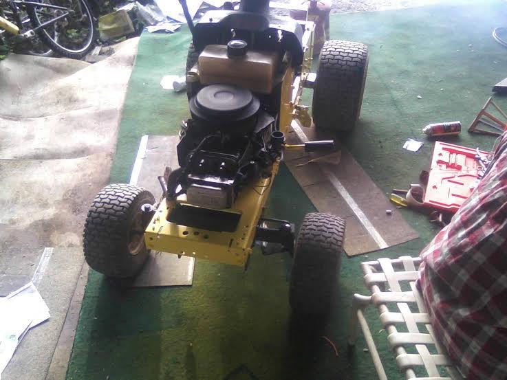 Craftsman LT1000 Project 31_upd10