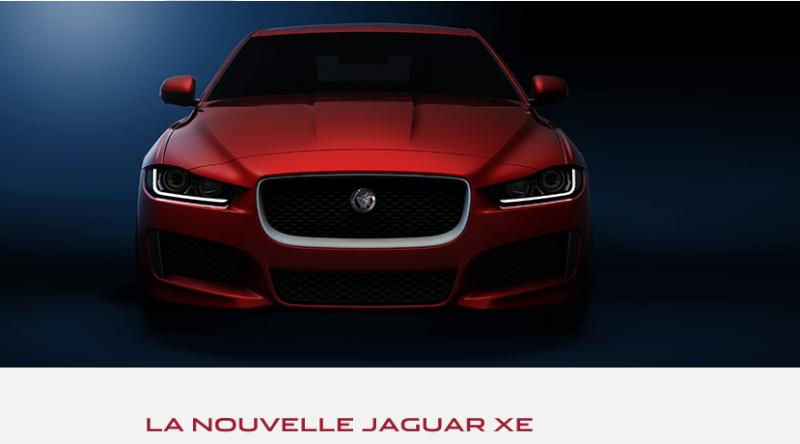 2014 - [Jaguar] XE [X760] - Page 6 Hgf10