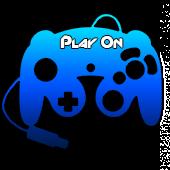 Un logo pour Play On Radio. Logo_p10
