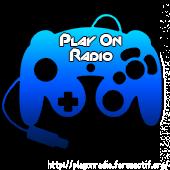 Un logo pour Play On Radio. Logo_p11