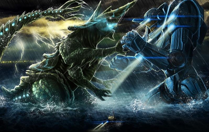Galmech vs Warlord Nazgob Galmec10