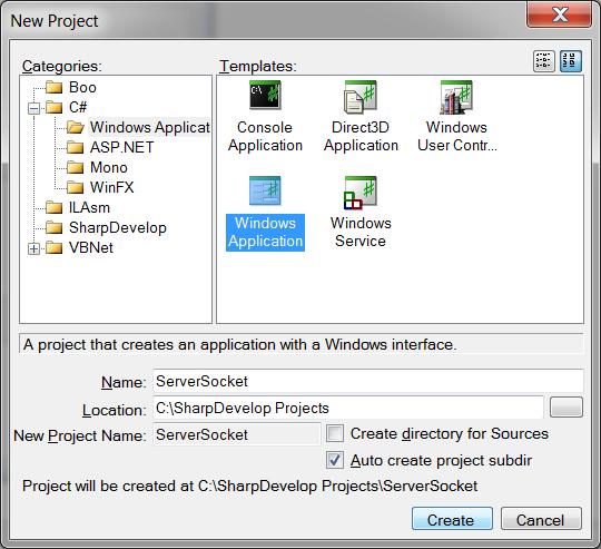 C# Socket Programming Newser10