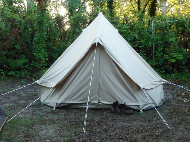 Tente pour court séjour (1-2 nuits) P1000417