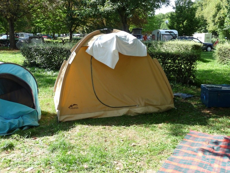 Tente pour court séjour (1-2 nuits) P1000418