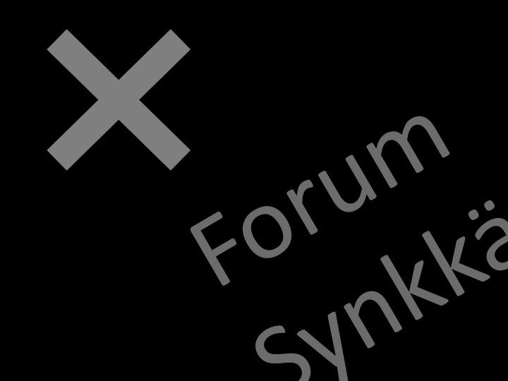 Forum Synkkä [Guilde Wakfu]